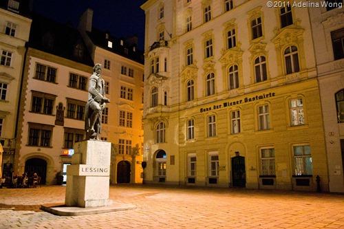 Judenplatz-Vienna