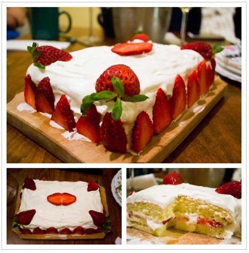 Japanese Shortcake