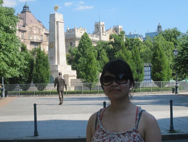 Szabadság tér Liberty Square
