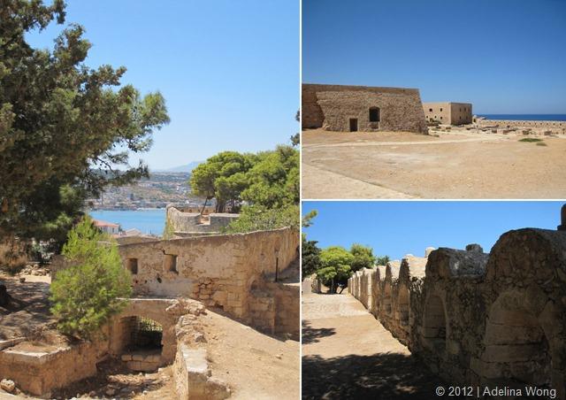 Rethymno Fortress