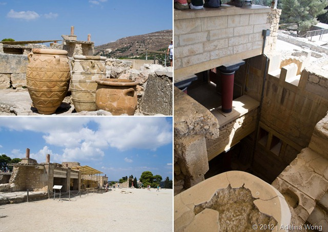 Scenes from Knossos